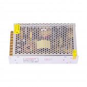Adapter AC110/220V to LED DC12V 20A iron Cover Power Supply Transformer RGB LED strip