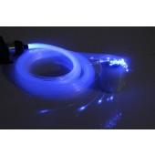 50pcs 2M Diameter 0.75mm Sparkle Flash point PMMA Plastic Fiber Optic End Glow Cable
