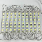 2000pcs 5050 6 Leds LED Modules Cool White Warm White Red Green Blue Waterproof IP65 DC12V 6LEDS Led Module Lighting
