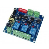 DMX-RELAY-3CH-220-BAN DMX512 Relays 5A*3CH Controller