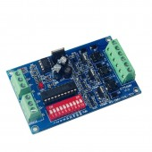 3CH RGB 350ma 700ma DMX512 Decoder DMX Controller WS-DMX-CHL-3CH