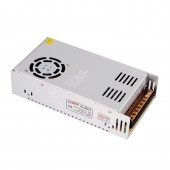 5V 60A 300W Regulated Switching Power Supply AC 110V-240V to DC Adapter For LED Strip