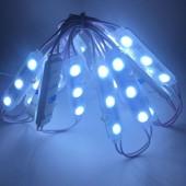 20pcs LED Module Lighting SMD 5730 3 LEDs IP68 Waterproof White Warm White DC 12V Advertising Light Led Sign Backlight Light