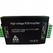 110V 220V 1500W LED RGB Amplifier Signal Repeater