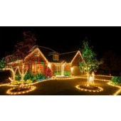 20M 200 Leds / 10M 100 Leds Holiday String Lights For Christmas Festival Party Fairy Colorful Xmas LED String Lights