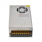 LED Strip Switch Power AC110V 220V To DC 12V 25A 300W With Fan For LED Strip
