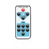 14 Keys IR Remote Controller for ALIEN Outdoor Waterproof Laser Light Projector MODF Series Model