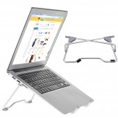 Laptop Stand Holder for Macbook Air Pro 13 15 Lenovo ASUS Tablet PC Holder Desktop Metal Steel Multi-angle Non-slip Portable