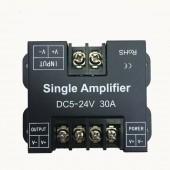 DC 12-24V 30A Led Data Repeater Signal Amplifier Aluminum