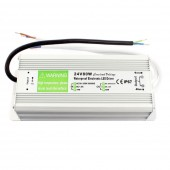 24V 80W Waterproof Power Supply AC DC Electronic Driver Switch