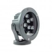 DC24V 12W 18W 24W RGB DMX LED Flood Light Lamp Outdoor LED Floodlight Support DMX512 Control