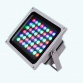 Rgb Waterproof LED Flood Light 6W 12W 24W 36W IP65 Floodlight Lamp Reflector 220v Spotlight Outdoor Garden Light Exterior Light