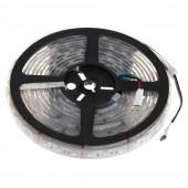 IP68 Waterproof 5050 LED Strip,12V 60LED/M 5M flexible Strip,White Warm White RGB,Underwater Use for Swimming Pool,Fish Tank