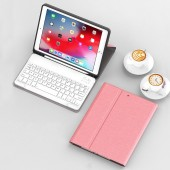 "Keyboard Case for iPad Pro 10.5 2017 / iPad Air 3 2019 Case Funda Magnetic Smart Cover with Pencil Holder 10""Detachable Keyboard"