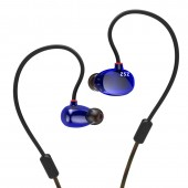 KZ ZS2 Dual Dynamic Driver Headphone Headset Noise Cancelling Stereo In Ear Monitors HiFi Earphone With Microphone For Phone MP3