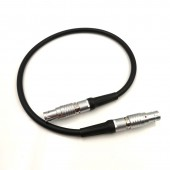 LCD/EVF Alterna Cable for RED Epic/Scarlet to Bomb EVF/Touchscreen/LCD 16pin Elbow Right Angle to Straight