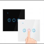 LED Dimmer 220V/110V Ewelink Wifi Light Switch Smart Touch Work With Google Assistant Alexan