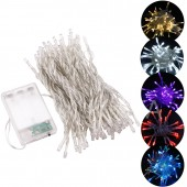 10M 5M 3M 2M Led Fairy String Lights AA Battery Powered Lamp Waterproof For Home Xmas