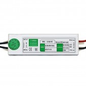IP67 Waterproof Electronic LED Driver 12V 10W Outdoor Use Transformer 110-220V To 12V Power Supply For Underwater Light