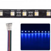 5m/lot 4 in 1 RGBW LED Strip 5050 DC 12V 24V Flexible 60 LED/m LED Ligh