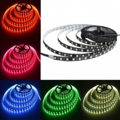5M 4 Colors In 1 5050 RGBW LED Strip Light SMD 5050 60 LEDs/M 12V 24V