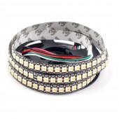 1M 5V SK6812 WS2812B 144 LEDs/M SMD 5050 RGB Addressable Color Pixel LED Strip Light