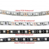 5M 5050 UV PINK AMBER LED STRIP LIGHT TAPE DC 12V 5M