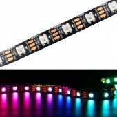 SK6812 5V LED Strip Tape 5050 RGB Waterproof Addressable Stripe