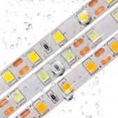 5M Flexible SMD 5054 LED Strip Light 60Led/M DC 12V Brigter Than 5050
