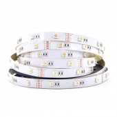 5050 RGBW LED Strip Light 4 Colors In 1 16.4ft 30LEDs/M 12V