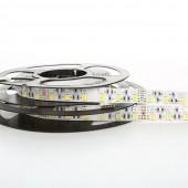 DC12V 24V 5M Double Row 5050 SMD RGBW Flexible LED Strips white 5M 120led/M 600LEDs