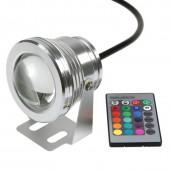 Led Underwater Light 10W 12V Waterproof Fountain Pool Lighting 5pcs