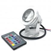 10W 12V LED Underwater Fountain Light Pool Pond Aquarium Lamp 5pcs
