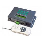LTECH LT-800 DMX Controller 512 Kanäle für LED DMX Stripes + Module 580 Programme Timer-Funktion inkl. Fer