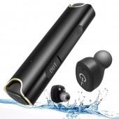 S2 Portable Mini TWS Wireless Bluetooth Earphone Stereo Handsfree IPX7 Waterproof Sport Headset For Phone Earbuds