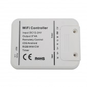 Magic Home 5 Channels Wifi LED Controller 16 million color DC12-24V 20A Smartphone control music and timer mode