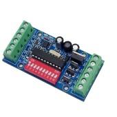 MINI 3CH Easy DMX LED Controller Subminiature RGB DMX512 Decoder