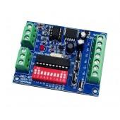 4CH RGBW Easy DMX Dmx 512 Decoder Dimmer Controller WS-DMX-4CH-BAN-V3