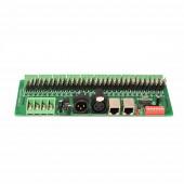 30CH EASY DMX LED Controller Decoder Driver RGB 9-24V