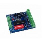 RGBW 8 Channel DMX Controller WS-DMX-8CH-BAN-V12