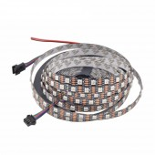 5M 300 LEDs Pixels WS2813 Individually Control RGB LED Strip Light 5V