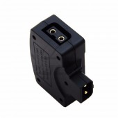 D-Tap To P-Tap And 5V USB Adapter For Anton/ARRI/RED/SONY V-mount Camera Battery