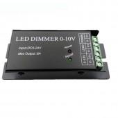 0-10V Led Singal  8A Dimmer Controller for Flexible Led Strip Light USE