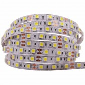 2835 5050 Led Strip Tape Light 12V 60leds/M waterproof IP65 IP20 Warm White/RGB/RED /BLUE /GREEN Flexible Rope Stripe
