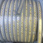 Newest Waterproof 220V LED Tape 5630 SMD Diode 180led/m Xmas Home Hotel Decor High-end 5730 Strip Light