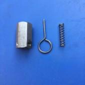 新款304不锈钢锁头