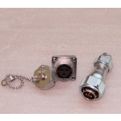 Original Weipu Connector WY16 TE + Z 2 3 4 5 7 9 10 Pin TE Male Clamping Cable Plug Female Square Flange Panel Mount E Socket