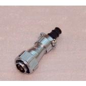 Original Weipu Connector WY24 TI 2 3 4 9 10 12 19 Pin TI Male Sleeve Cable Plug WY24 TI Connector