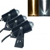 Outdoor LED Spotlight Waterproof IP65 Wall Lamp Narrow Beam Angle LED Floodlight 3W 10W Spot Lamp Long Distance Wall Washer Lamp