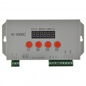 K-1000C SD Card Control 2048 Pixels Controller For WS2812B WS2811